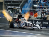 Miller Lite Top Fuel Dragster