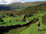 Mountain Biking Near Barmouth, Wales