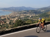 Road Riding in the Italian Riviera